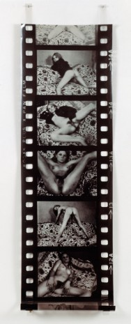 Robert Heinecken, Porno Film Strip #4, 1972, Petzel Gallery