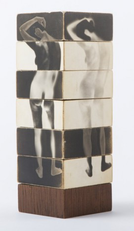 Robert Heinecken, Figure in Six Sections, 1965, Petzel Gallery