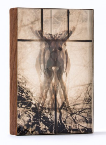 Robert Heinecken, Venus/Mirrored #6, 1968, Petzel Gallery