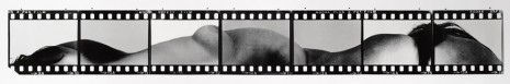 Robert Heinecken, Kodak Safety Film/Figure Horizon, 1971, Petzel Gallery
