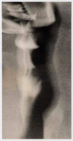 Robert Heinecken, Torso in Motion, 1964, Petzel Gallery