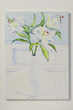 Billy Sullivan, Lilies, October, 2011, kaufmann repetto