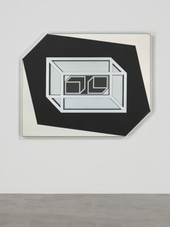 Larry Bell, Untitled 1962, 1962, Hauser & Wirth