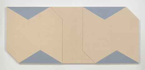 Larry Bell, Homage to Baby Judy, 1960, Hauser & Wirth