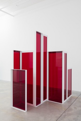 Liam Gillick, Growth Elevation, 2016, Casey Kaplan