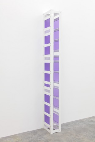 Liam Gillick, Listed Screen, 2016, Casey Kaplan