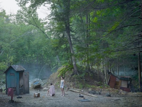 Gregory Crewdson, The Haircut, 2014, Gagosian