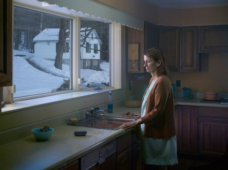 Gregory Crewdson, Woman at Sink, 2014, Gagosian
