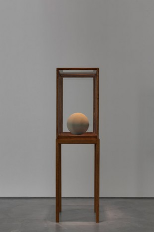 James Lee Byars, The Lucky Stone, 1980, Peder Lund