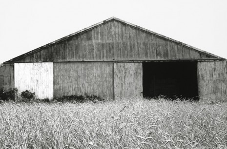 Ellsworth Kelly, Barn, Southampton, 1968, Matthew Marks Gallery