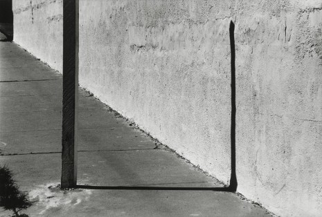 Ellsworth Kelly, Sidewalk, Los Angeles, 1978, Matthew Marks Gallery