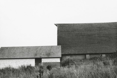 Ellsworth Kelly, Potato Barn, Long Island, 1968, Matthew Marks Gallery