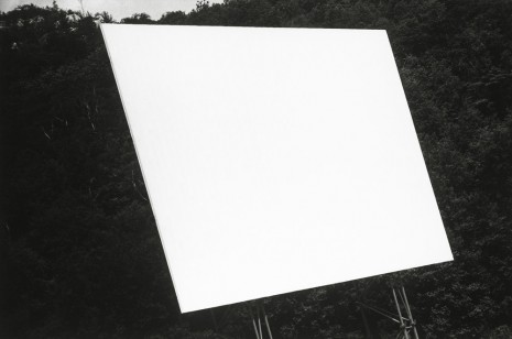 Ellsworth Kelly, Movie Screen, Waterbury, 1982, Matthew Marks Gallery