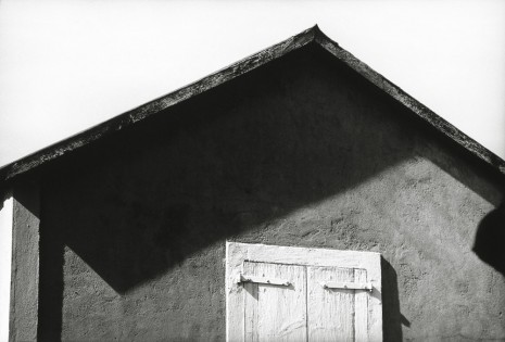 Ellsworth Kelly, Roof, St. Martin, 1977, Matthew Marks Gallery