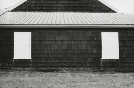 Ellsworth Kelly, Barn, Bridgehampton, 1968, Matthew Marks Gallery
