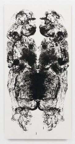 Mark Wallinger, id Painting 7, 2015, Hauser & Wirth