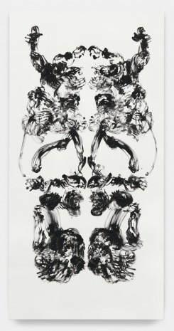 Mark Wallinger, id Painting 48, 2015, Hauser & Wirth