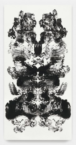Mark Wallinger, id Painting 50, 2015, Hauser & Wirth