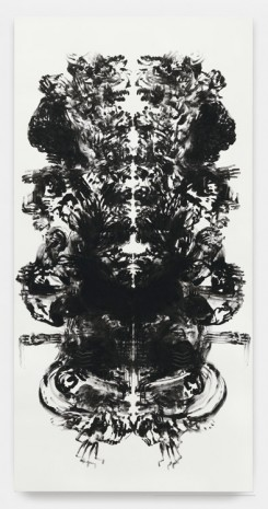 Mark Wallinger, id Painting 56, 2015, Hauser & Wirth