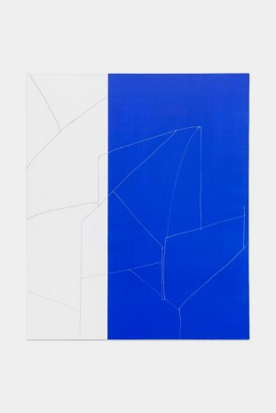 David Diao, Barnett Newman: The Cut Up Painting, 2014, Office Baroque