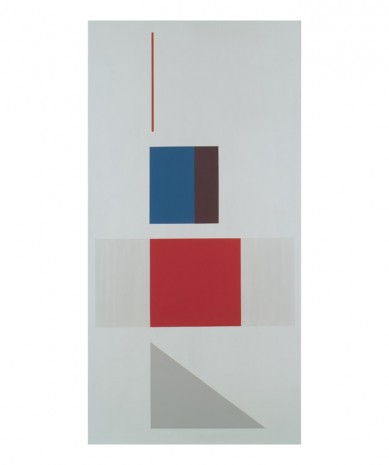 David Diao, Barnett Newman The Unfinished Paintings, 2013, Office Baroque