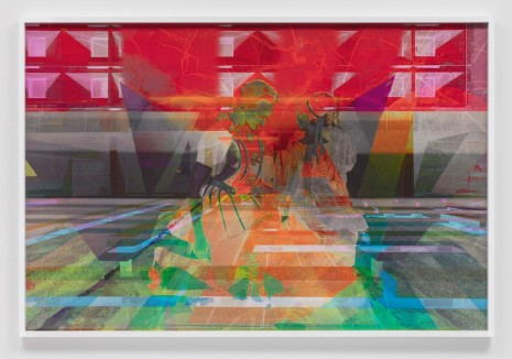 James Welling, 0521, 2015 , Regen Projects
