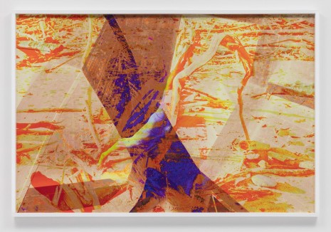 James Welling, 8306, 2015, Regen Projects