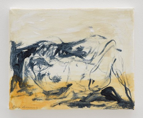Tracey Emin, Day Dreaming, 2015, Lehmann Maupin