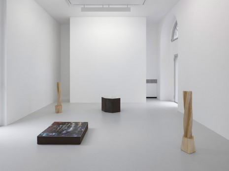 Richard Deacon Lisson Gallery