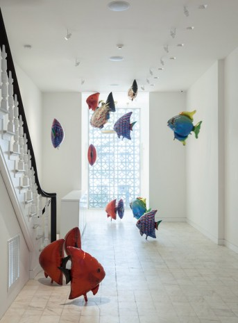 Philippe Parreno, My Room is Another Fish Bowl, 2016, Gladstone Gallery
