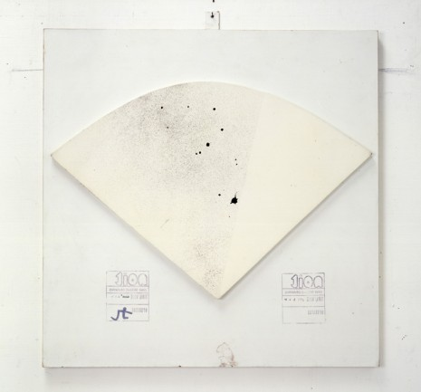 John Latham, Two Noit. One Second Drawing, 1970-71, Lisson Gallery