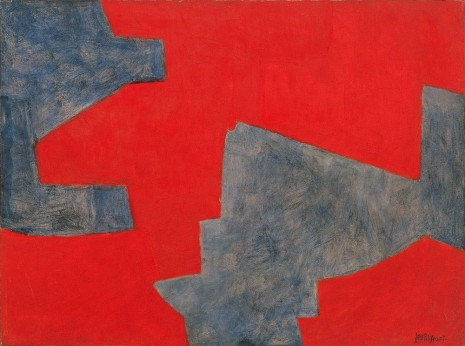 Serge Poliakoff, COMPOSITION ABSTRAITE, 1962 , Cheim & Read