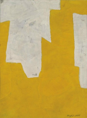 Serge Poliakoff, COMPOSITION ABSTRAITE, 1961 , Cheim & Read