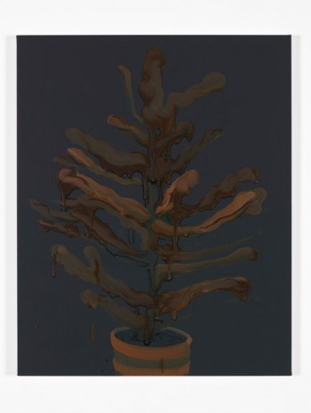 Tala Madani, Decorated, 2013, Galerie Eva Presenhuber