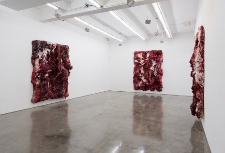 Anish Kapoor, Internal Objects in Three Parts, 2013-2015, Gladstone Gallery