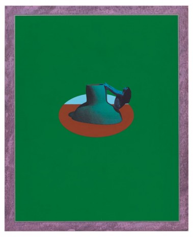Ken Price, Study for Chinese Figurine Cup, 1969 , Matthew Marks Gallery