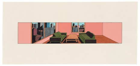Ken Price, Two Sofas, 1991 , Matthew Marks Gallery