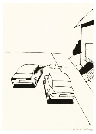 Ken Price, Hollywood Drive-By, 1996 , Matthew Marks Gallery