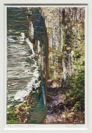 Gerhard Richter, 16. Nov. 2014, 2014, Marian Goodman Gallery