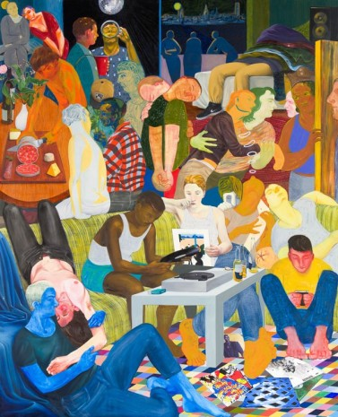 Nicole Eisenman, Another Green World, 2015 , Anton Kern Gallery