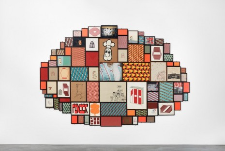 Barry McGee, Untitled, 2016, Modern Art