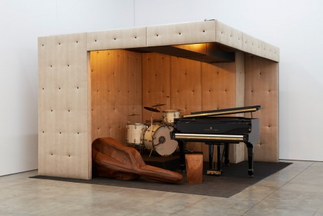 Jason Moran, STAGED: Three Deuces, 2015, Luhring Augustine