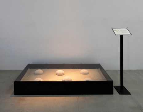 Guillaume Bijl, Dino Eggs, 2002, Galleri Nicolai Wallner