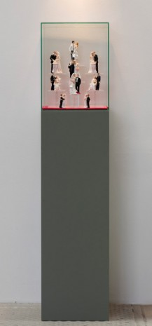Guillaume Bijl, Composition Trouvée, 2016, Galleri Nicolai Wallner