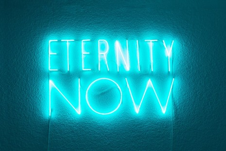 Sylvie Fleury, Eternity Now, 2016 , Karma International