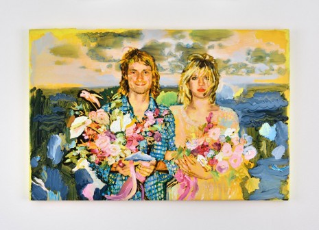 Ida Tursic & Wilfried Mille, Kurt and Courtney, 2016, Almine Rech