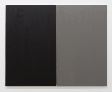 Claire Fontaine, Untitled (Fresh monochrome/ black / grey), 2016, Galerie Neu
