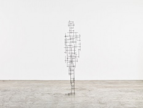 Antony Gormley, SCAFFOLD, 2015, Sean Kelly
