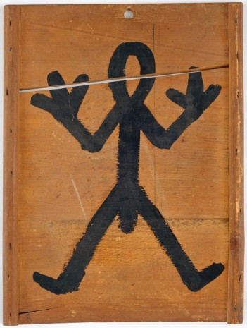 A.R. Penck, Untitled, 1967, Michael Werner