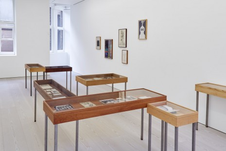 Joseph Grigely, The Gregory Battcock Archive, 2009-2016, Marian Goodman Gallery